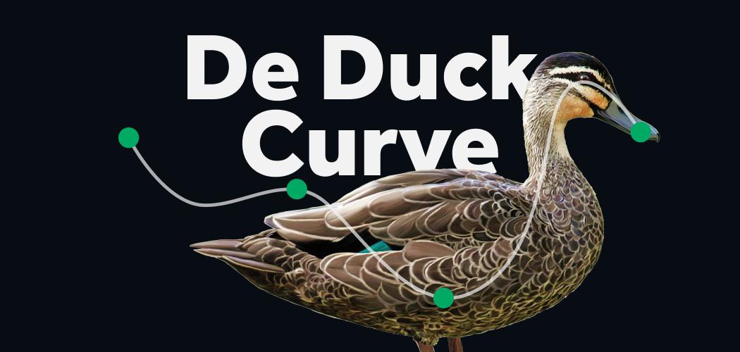 Zonneplan vs. Duck Curve