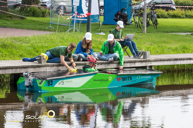 Team Zonneplan Young Solar Challenge