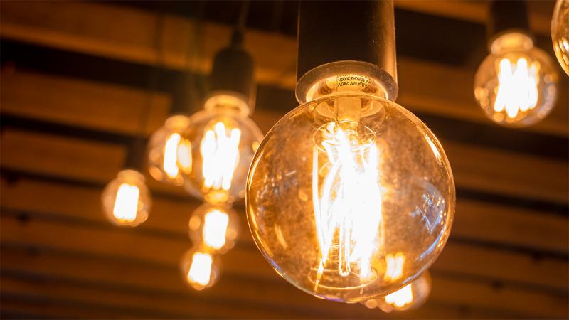 energiebesparende lamp